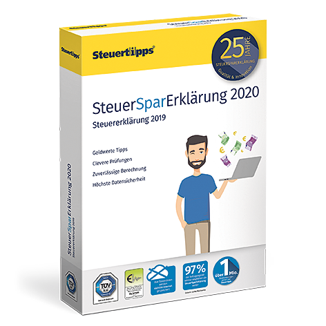 Software: SteuerSparErklärung 2020