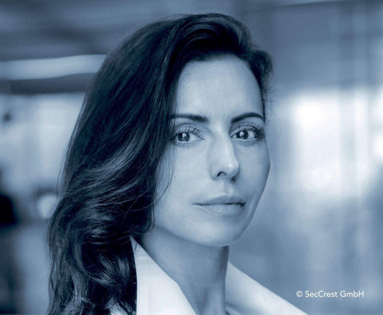 Porträt: Dipl.-Kffr., CCP Malgorzata B. Borowa