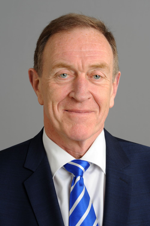 Porträt: BVK-Präsident Michael H. Heinz
